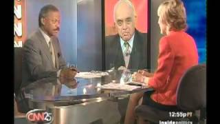 CNN Inside Politics - Judy Woodruff final show (6/3/2005)