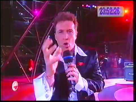 Emmanuel-Bella Señora- en Teletón Chile-2002