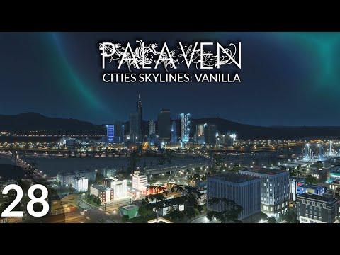 Creating A Realistic Skyline! - Palaven: Cities Skylines Vanilla - Part 28