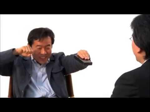 Nintendo 3DS - Iwata Asks with Hideki Konno