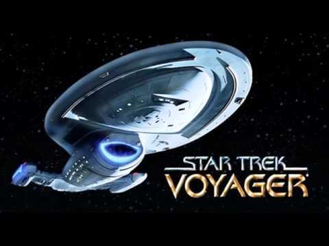 Star Trek Voyager extended theme