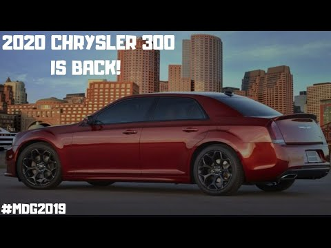 THE 2020 CHRYSLER 300 RETURNS!