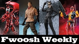 Weekly! Marvel Legends, S.H. Figuarts, Marvel Legends, Soap Studios, and More Marvel Legends!