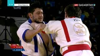 Мақсат Исағабылов «Әлем барысы» турнирының қола жүлде иегері