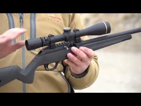 ON THE GUN: Three Hot New Rimfire .22 Rifles
