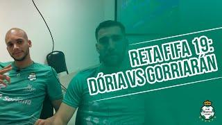 embeded bvideo #LaReta FIFA19: Matheus Dória Vs Fernando Gorriarán - Club Santos