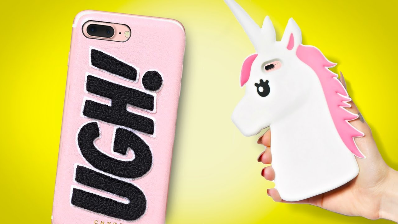 5 Diy Iphone Cases You Need To Try Diy Phone Cases