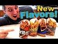 NEW CHIP FLAVORED French FRIES!! Exclusive Sneak Peak Taste Test.