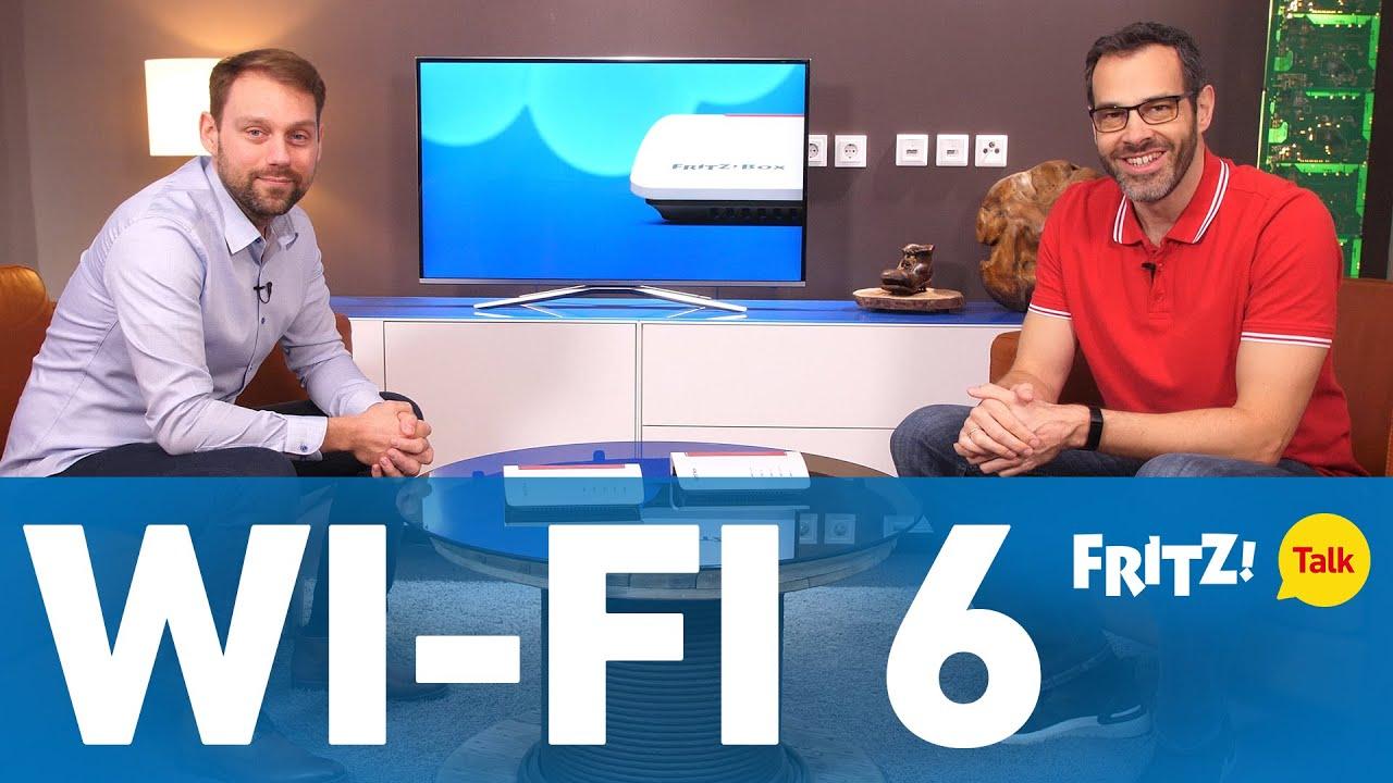 Mit Wi-Fi 6 besseres WLAN genießen | FRITZ! Talk 28