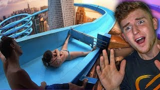 This WATER SLIDE Was Shut Down FOREVER..