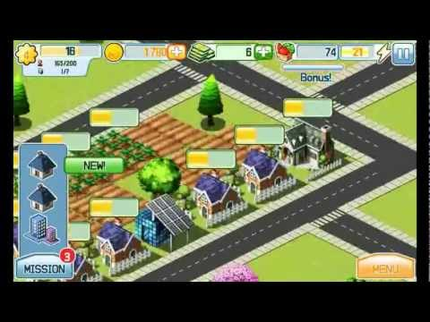 Little Big City Android Game Play (HD)