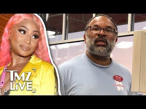 Nicki Minaj: Broken Promise To Cosby Actor | TMZ Live