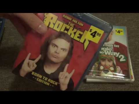 Dollar General $1.24 Blu-Ray and DVD Haul Movies on Sale ...