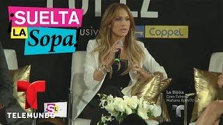 Suelta La Sopa   Jennifer López desconoce a Belinda   Entretenimiento