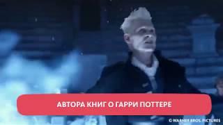 """""""ФАНТАСТИЧЕСКИЕ ТВАРИ 3"""""""