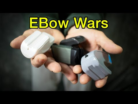 EBow Wars: Joyo Infinite Sustainer | TC Aeon