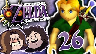 Zelda Majora's Mask: Big Boy Bucks - PART 26 - Game Grumps