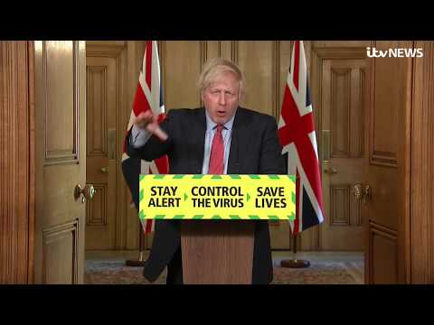 Live: Boris Johnson
