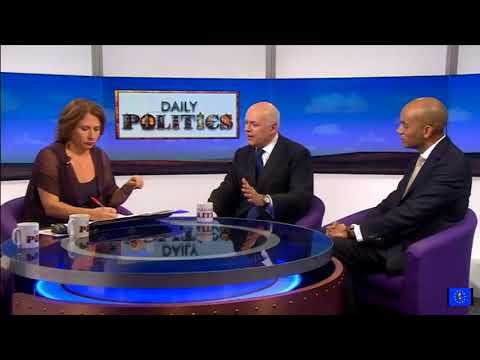 Brexit fallout: destroying our rights and protections - Duncan Smith v Chuka Umunna