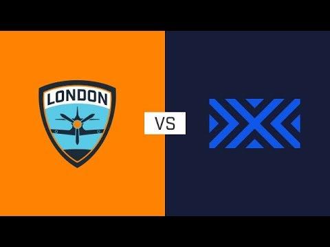 Full Match | London Spitfire vs. New York Excelsior | Stage 1 Final