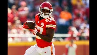 Kareem Hunt Touchdowns as a Chief