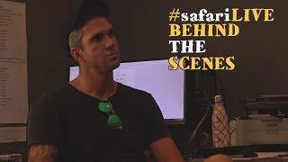 Sports meets Safari: Kevin Pietersen pays a visit to the safariLIVE crew. thumbnail