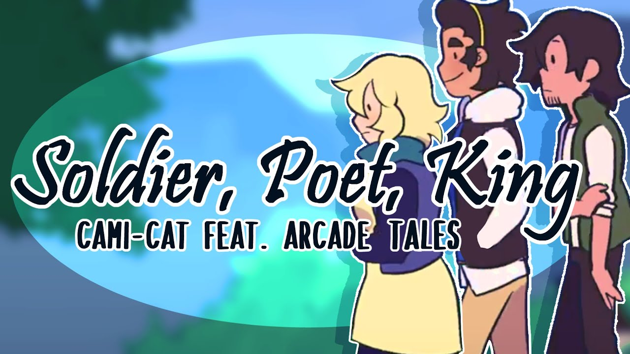 Soldier Poet King- A World of Darkness Inspired Cover by Cami-Cat feat. Arcade Tales and Shindras