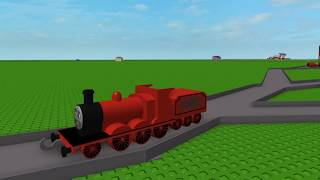 Roblox: Thomas and Friends Crashes 4