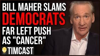 "Tim Pool Bill Maher On MSNBC SLAMS Far Left As ""Cancer,"" Poll Shows Voters MORE Like Trump"