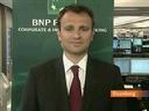 Galy Expects Details on Stress Tests to Push Euro Higher: Video