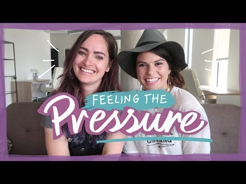Feeling pressure to achieve ALL THE THINGS (chat w/ Alexis Teichmiller)