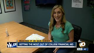 Making It in San Diego: Paying for college