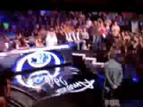 Kris Allen- One Republic- Apologize FULL VIDEO WITH JUDGES REACTION