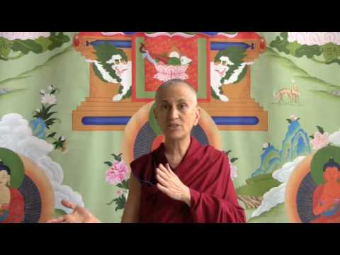 60 Pt2 What is a Rinpoche and Designating a Label - Green Tara Retreat 02-17-10