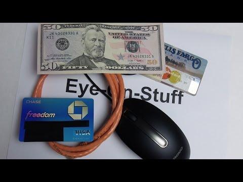 Avoid Credit Card Fraud and RFID Digital Pickpockets : Eye-On-Stuff