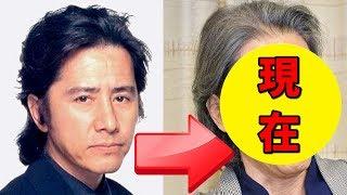 『古畑任三郎』でお馴染みの二枚目俳優・田村正和さん。 1999年に放送さ...
