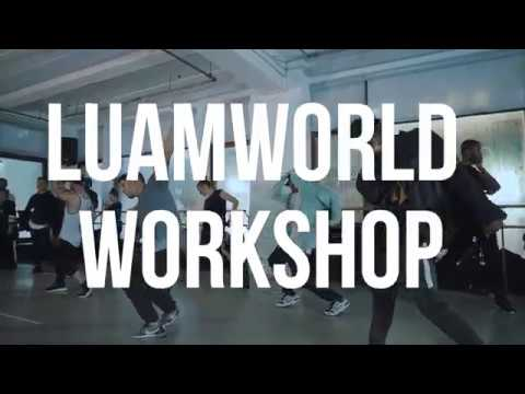 Luamworld Workshop - Chaka Kahn I Feel For you