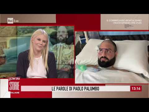 Coronavirus. Il video messaggio di Paolo Palumbo - Storie italiane 16/03/2020