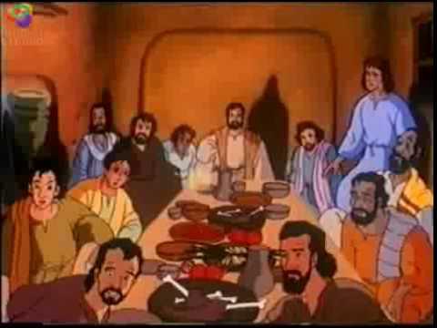 Última cena de Jesús.avi