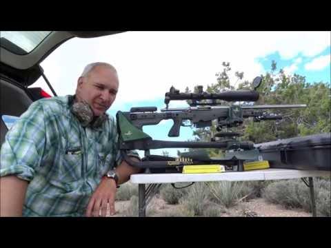 Remington 700 SENDERO SF II, AI STOCK, 300 Win.Mag DEADLY ACCURATE