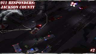 Emergency 4 #2 - Jackson County - Heavy Fire Response