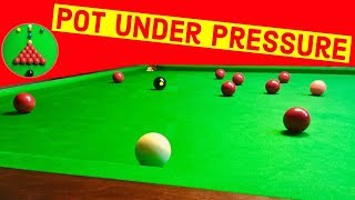 Snooker Aiming Method That Is Too Intimidating