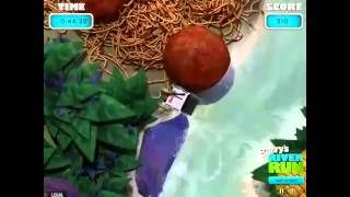 cloudy with a chance of meatballs 2 full movie game barry s river run flash full gameplay