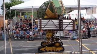 MegaBot USA Demonstration