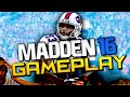 ANDRE REED AND JERRY RICE GO BONKERS VS GLITCHING SAVAGE! | MADDEN 16 ULTIMATE TEAM