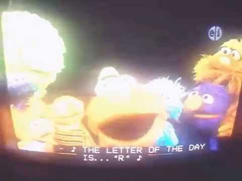 sesame letter p letter of the day sesame letter of the day quot r quot 780