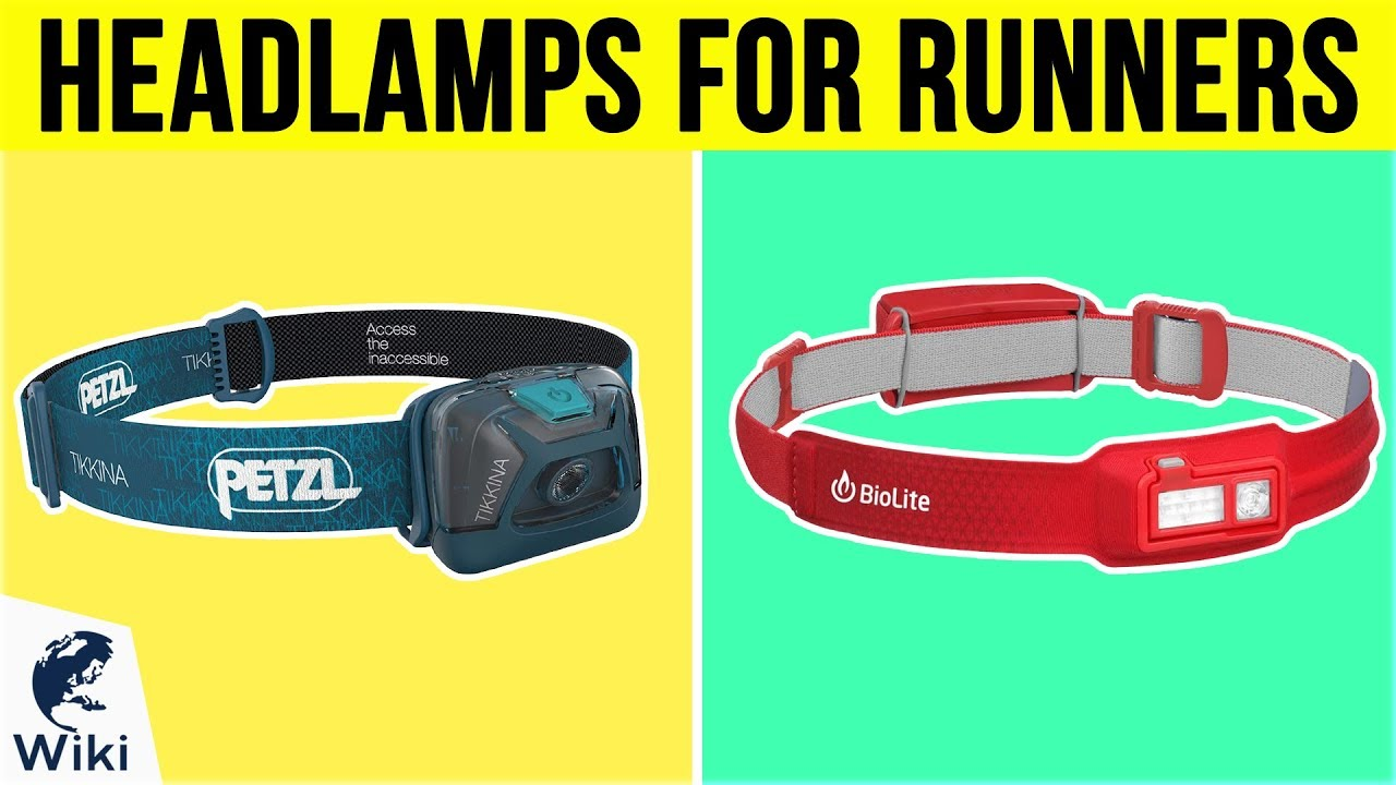 Top 10 Headlamps For Runners Of 2019 Video Review