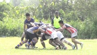 Curtin University 7s 2015 Plate Final : Bintulu Rugby Club vs Miri Piranhas