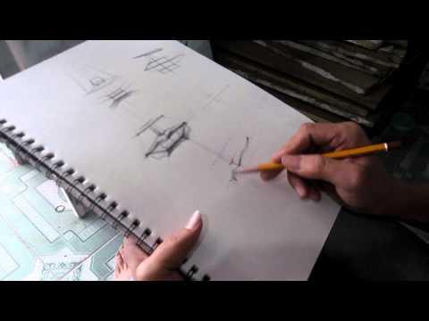 VIDEO HƯỚNG DẪN VẼ MIỆNG 1 - HỌC VẼ TƯỢNG THẠCH CAO