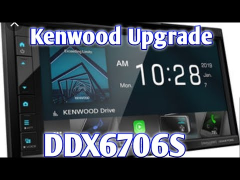kenwood ddx6706s upgrade for the camry build